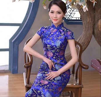 传统旗袍定制