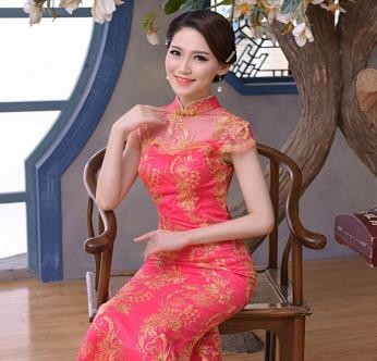 西安旗袍定制